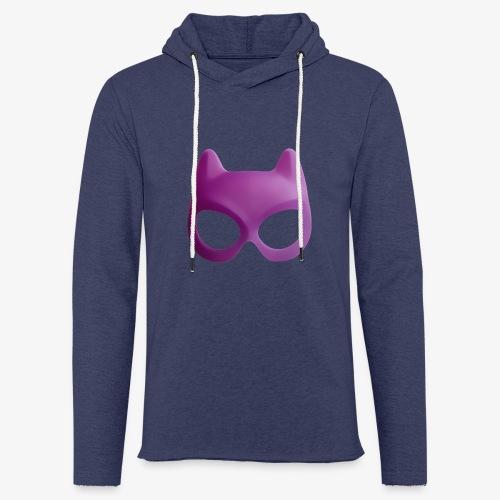 Bat Mask - Lekka bluza z kapturem
