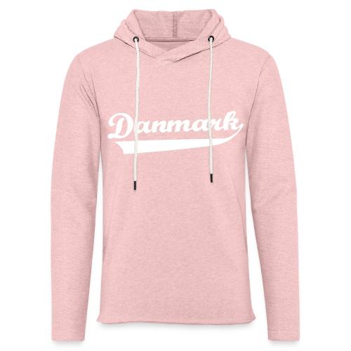 Danmark Swish - Let sweatshirt med hætte, unisex