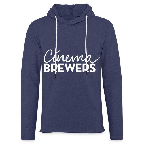 Cinema Brewers - Lichte hoodie unisex