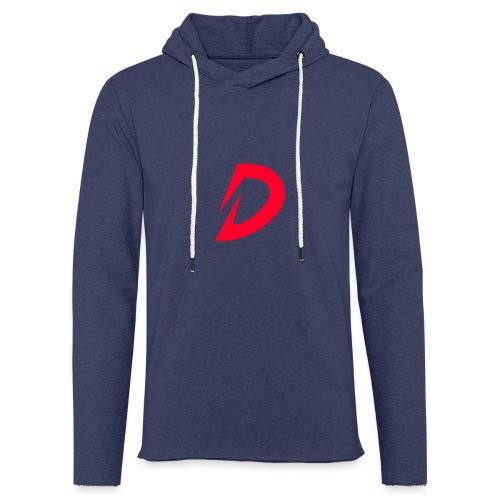 Destra Logo by Atelier render red - Lichte hoodie unisex