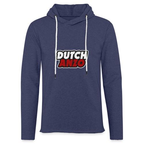 dutchanzo - Lichte hoodie unisex