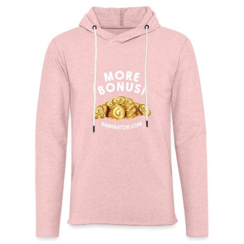 More bonus - Light Unisex Sweatshirt Hoodie