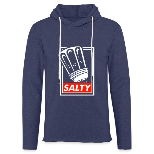 Salty white - Light Unisex Sweatshirt Hoodie