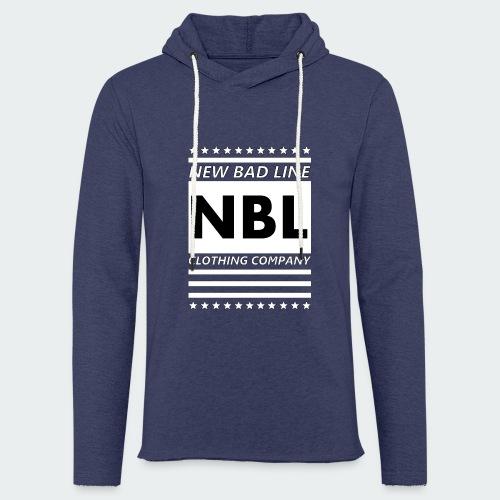Męska Koszulka Premium New Bad Line - Lekka bluza z kapturem