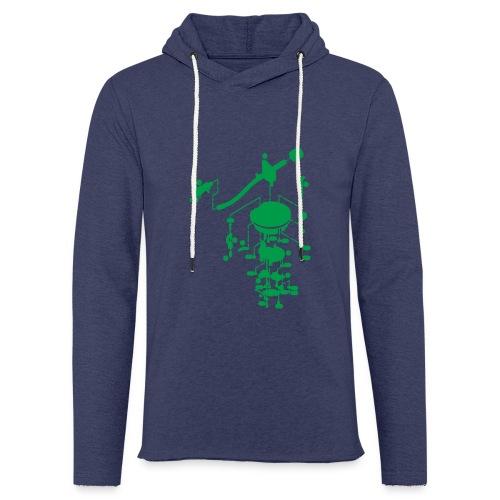 tonearm05 - Lichte hoodie unisex