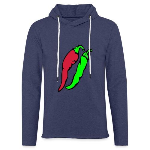 Chilli - Lekka bluza z kapturem