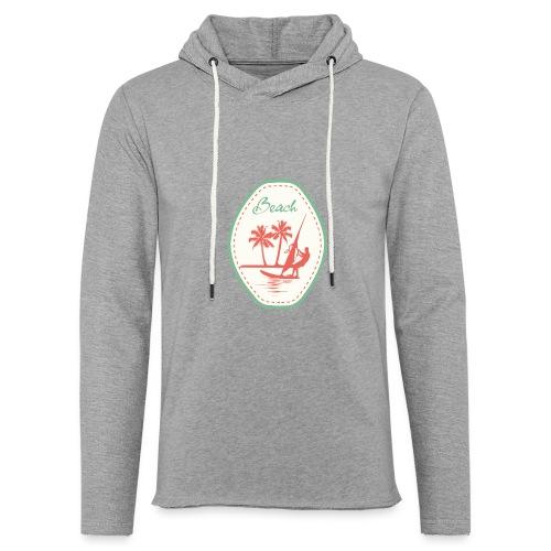 Beach - Light Unisex Sweatshirt Hoodie