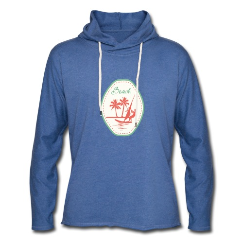 Beach - Light Unisex Sweatshirt Hoodie