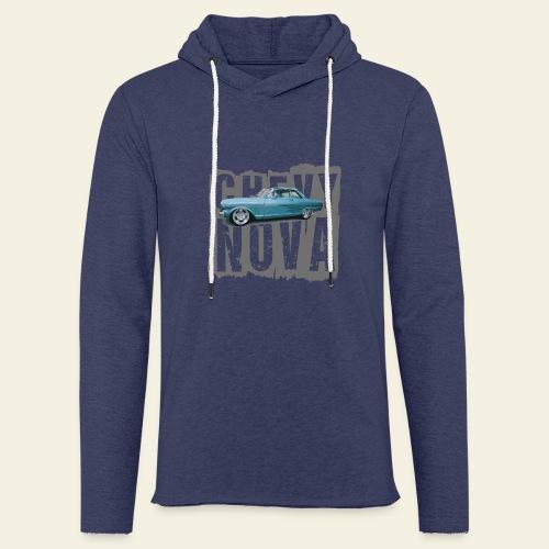 nova - Let sweatshirt med hætte, unisex