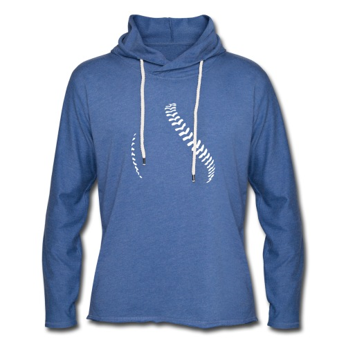 Baseball - Light Unisex Sweatshirt Hoodie