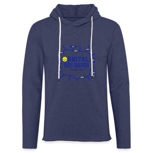 Orbital M25 Acid Hosue Raver - Light Unisex Sweatshirt Hoodie