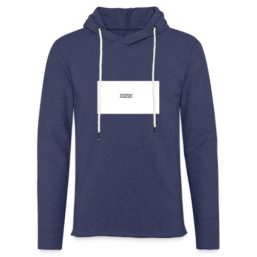 longitude - Light Unisex Sweatshirt Hoodie