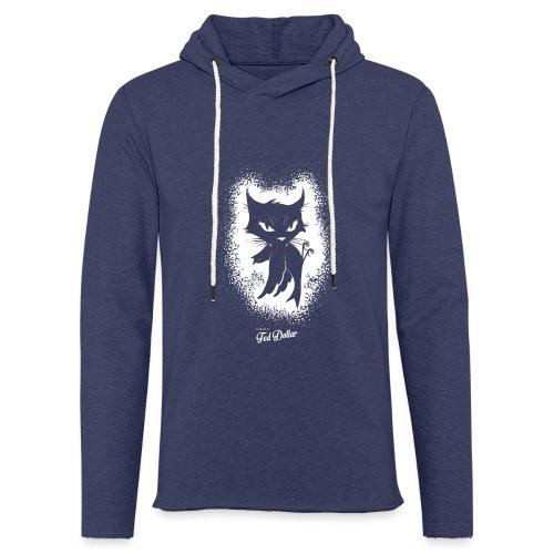 Dirty Little Pussy - Sweat-shirt à capuche léger unisexe