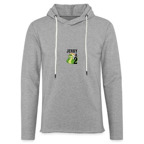 chechepent - Sweat-shirt à capuche léger unisexe