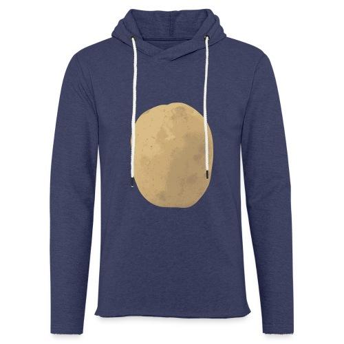 Aardappel - Lichte hoodie unisex