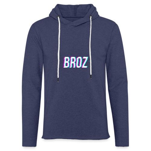 BR0Z DESIGN - Light Unisex Sweatshirt Hoodie