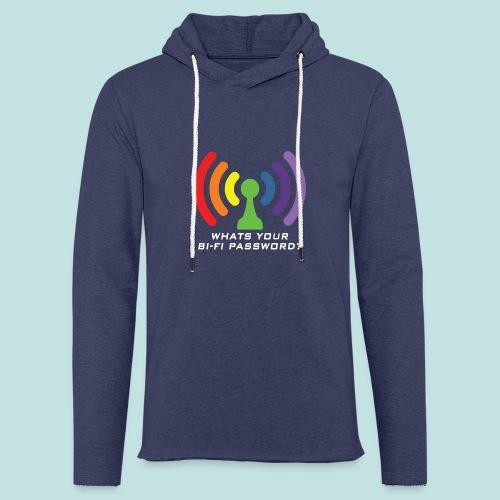 Bi-Fi - Light Unisex Sweatshirt Hoodie