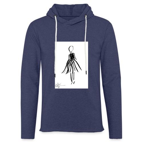 Lady - Light Unisex Sweatshirt Hoodie