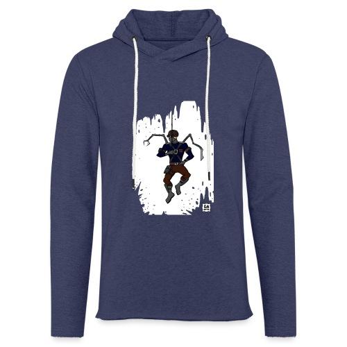 Agent Aranea - Sweat-shirt à capuche léger unisexe