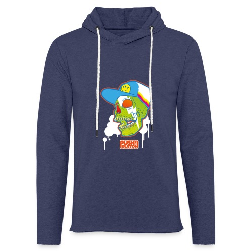 Ptb Skullhead 2 - Light Unisex Sweatshirt Hoodie