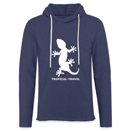 tropical-travel - Leichtes Kapuzensweatshirt Unisex