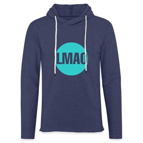 Camiseta Lmao - Sudadera ligera unisex con capucha