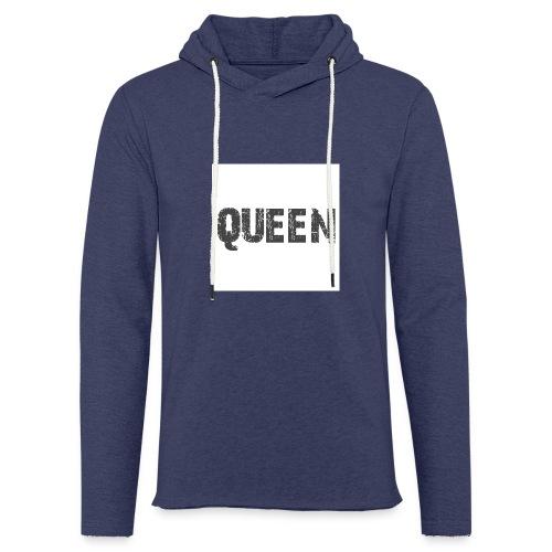 queen shirt - Lichte hoodie unisex