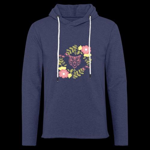 Tee-shirt TIGRE - Sweat-shirt à capuche léger unisexe