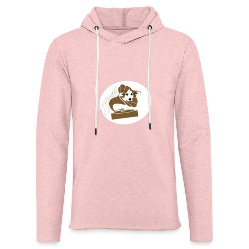 Droove logo - Lichte hoodie unisex