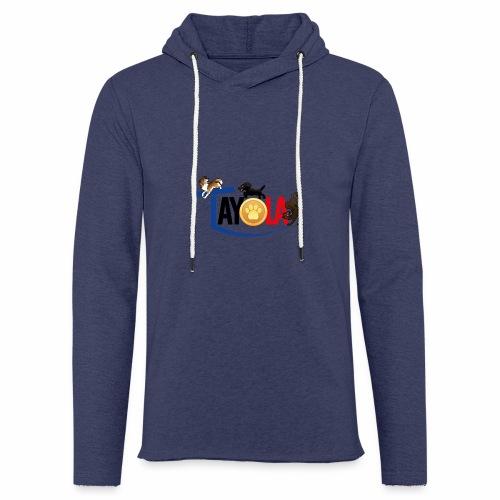 TAYOLA logo 2019 HD - Sweat-shirt à capuche léger unisexe