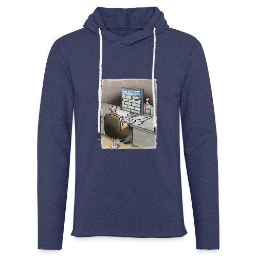 Open Internet - Light Unisex Sweatshirt Hoodie