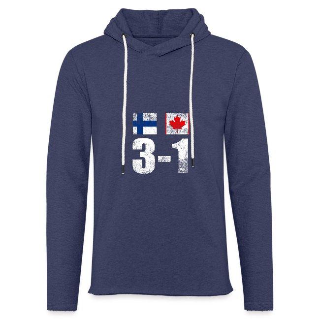 Suomi - Kanada - 3 - 1