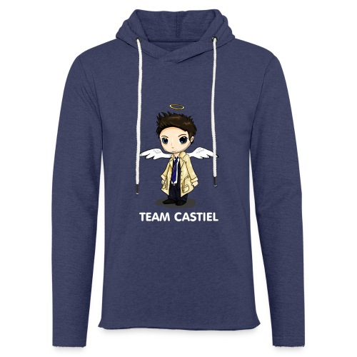 Team Castiel (dark) - Light Unisex Sweatshirt Hoodie