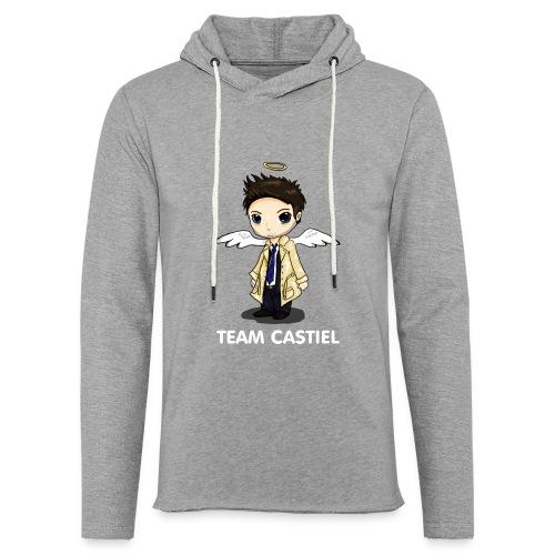 Team Castiel (dark) - Light Unisex Sweatshirt Hoodie