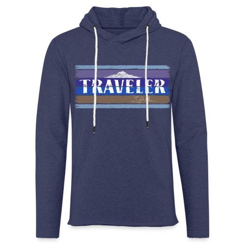 Jack McBannon - Traveler II - Leichtes Kapuzensweatshirt Unisex