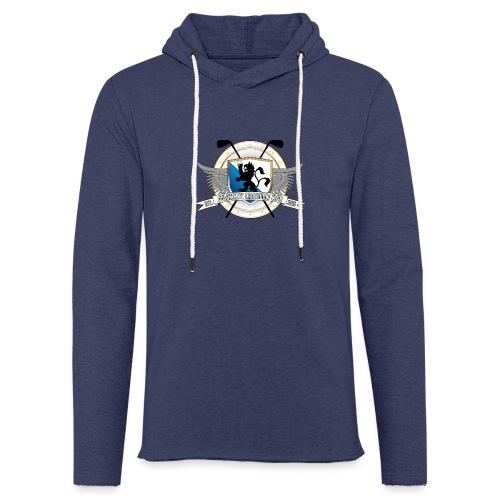 Goldcoast Crossgolf Club Logo - Leichtes Kapuzensweatshirt Unisex