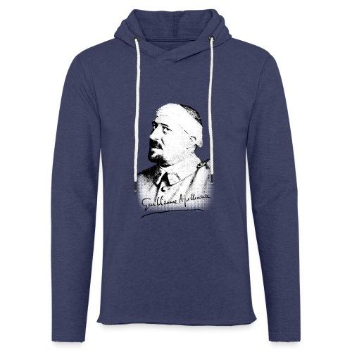 Débardeur Femme - Guillaume Apollinaire - Sweat-shirt à capuche léger unisexe