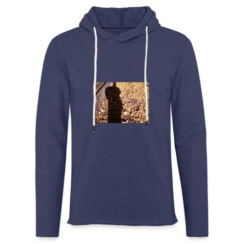 THE GREEN MAN IS MADE OF AUTUMN LEAVES - Light Unisex Sweatshirt Hoodie