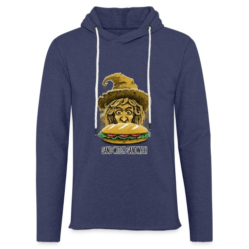 Sand Witch Sandwich V1 - Light Unisex Sweatshirt Hoodie