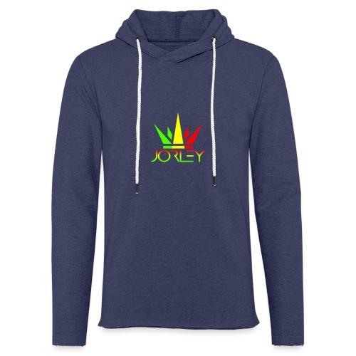 JorleYLogo4 - Sweat-shirt à capuche léger unisexe