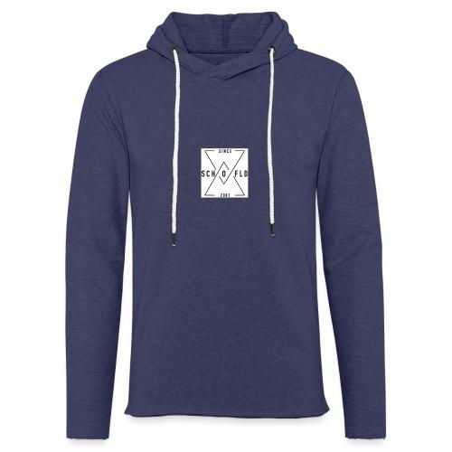 Ben Scho YT box logo - Light Unisex Sweatshirt Hoodie