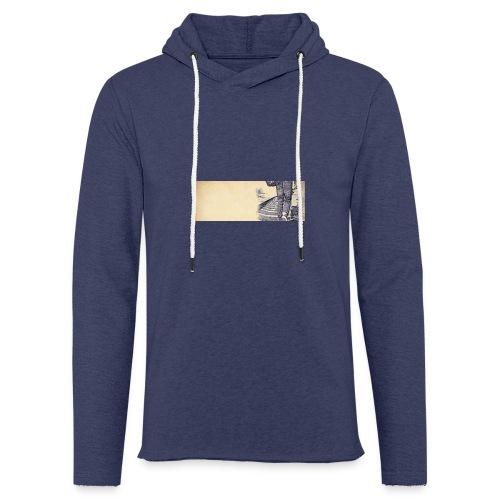 solo.pigion - Sweat-shirt à capuche léger unisexe