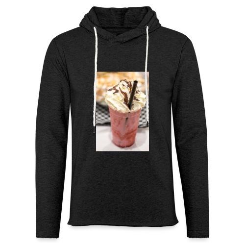 milkshake - Sweat-shirt à capuche léger unisexe