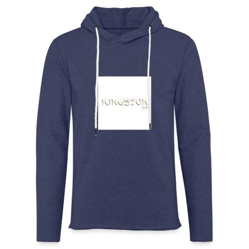 kingston//sah - Light Unisex Sweatshirt Hoodie