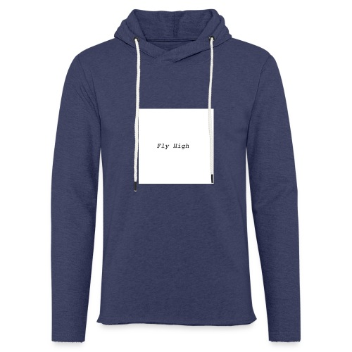 Fly High Design - Light Unisex Sweatshirt Hoodie