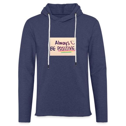 Bamse - Let sweatshirt med hætte, unisex