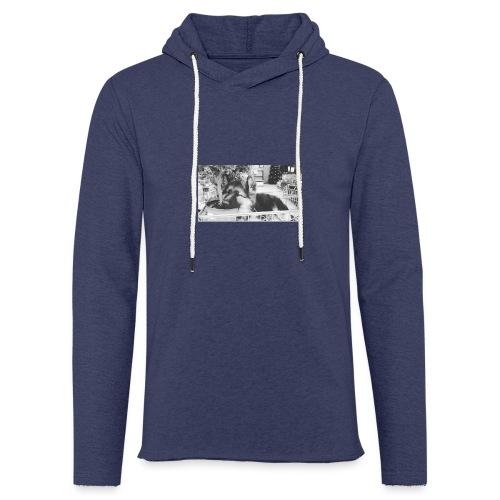 Zzz - Lichte hoodie unisex