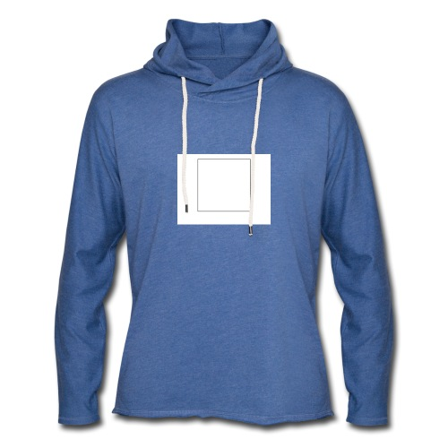 Square t shirt - Lichte hoodie unisex