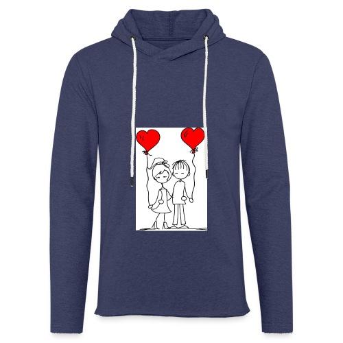 You and me - Light Unisex Sweatshirt Hoodie