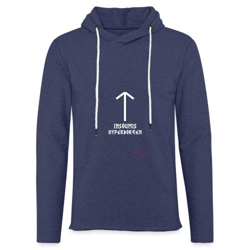 insoumisHyperboréen - Sweat-shirt à capuche léger unisexe